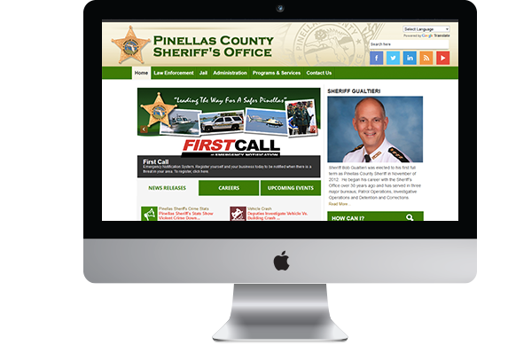 Pinellas County Sherif's Office