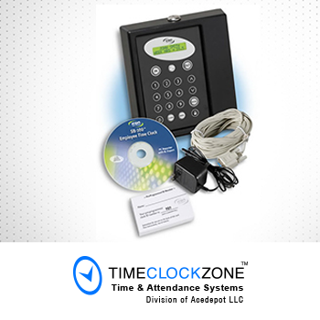 Time Clock Zone